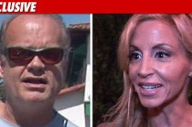 Kelsey Grammer and Camille Grammer want you to know they are prepared to fight to the bitter end!
