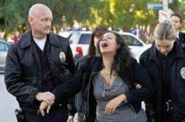Reginald Doucet Jr, naked man is killed by LAPD.
