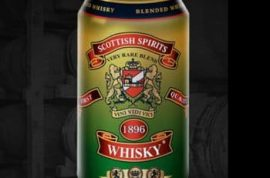 Scottish Spirits: Are Banned Canned Beverages the Hottest New Trend?