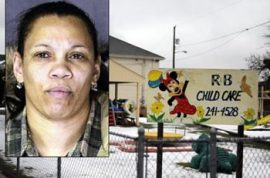 Cops bust daycare with crack cocaine and sex toys.
