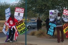 """Westboro Baptist Church to 'Anonymous' Hackers: """"Bring it!"""""""