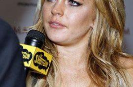 Say goodbye to Lindsay Lohan. Oh the tears…