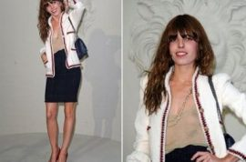 The joie de vivre of Lou Doillon.
