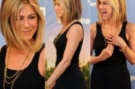 Jennifer Aniston wows the world with new haircut.