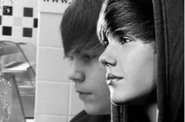 Just in case you were wondering there is now one more Justin Bieber look alike.