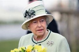 Queen Elizabeth is officially looking to hire a Royal 'dish washer.'