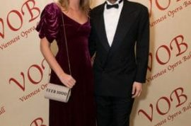 Triumph At The Viennese Opera Ball