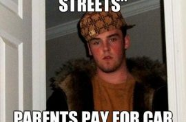 Have you met Scumbag Steve yet? A pictorial…