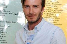 The sweeping changes in David Beckham's hair and our kindred fascination with him.