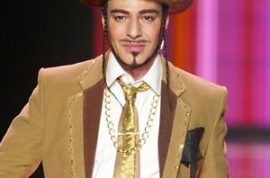 John Galliano promises you life will be better once he checks into Rehab.