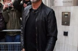 George Michael, 'Careless driver' says he deserved jail.