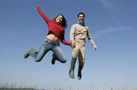 Happiness says 160 studies make you live longer.