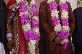 Indian politician spends $22 million on his son's wedding and invites 18 000 guests.