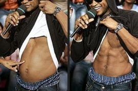 Usher now has a sex tape to go too!