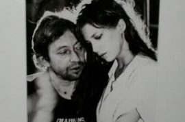 """""""Serge Gainsbourg: Initials L.G."""" brings out haute society at the French Institute Alliance Francaise"""