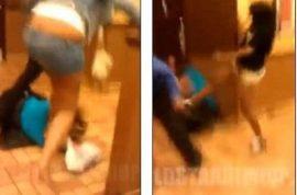 McDonalds fires employee who shot video of transgender being beaten into a seizure.