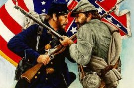 Civil War 150th Anniversary: Will History Repeat Itself?