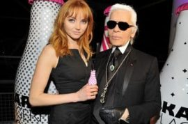 Have you seen Karl Lagerfeld's new Diet Coke bottle designs yet?