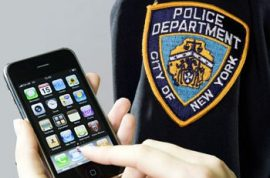 Michigan Cops using Gadget to extract cell phone data