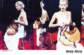 Controversial Miu Miu ad has fashion world embroiled.