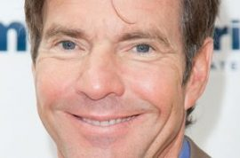 Dennis Quaid wants to tell you he was once a cokehead…