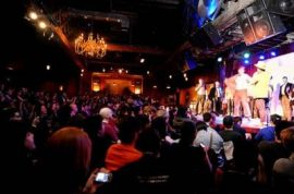 Doctor Who At Bell House Creates Perfect Storm of Nerd Love