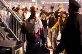 Fan get tasered beat and arrested at PNC Park