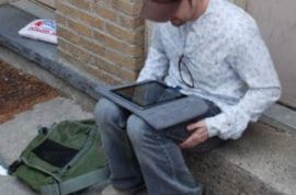 How the Ipad killed the hipster.