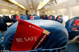 Delta Airline's pilot forces two religious leaders off the plane before taking off.