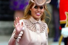 Would you pay $131 000 for Princess Bea's fallopian tube hat?