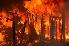 5 West Virginia University students charged with setting 29 fires