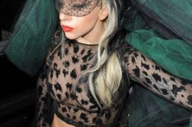 Lady Gaga is now officially looking for new love spunk.