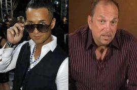 Frank Sorrentino releases video slamming his son Mike 'the Situation' Sorrentino.