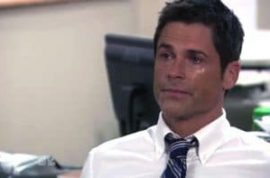 Rob Lowe waits 10 years to tell of 9/11 near miss