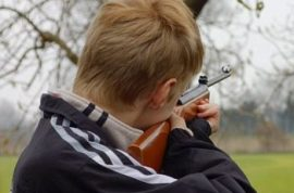 4 year old boy dies after his 5 year old brother shoots him with a bolt action rifle.