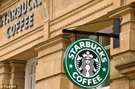 Starbucks wants to share the good news that you can now find e coli in your latte.