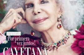 What do you think of Spain's June cover girl?