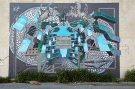 The new oxymoron of street art: Vans ads or vandalism?
