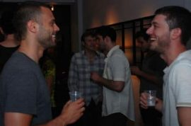 Krause Gallery's After Hours party!