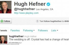 Why did Crystal Harris and Hugh Hefner really call off their wedding?