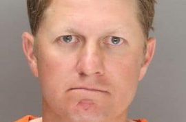 Your favorite state senator busted for drunk driving and grand larceny.