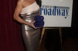 Broadway Beacon Awards with guest star BROOKE SHIELDS.