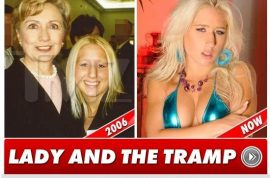 Former Hilary Clinton Intern Becomes A Porn Star