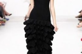 Azzedine Alaia a standout success in his comeback show while Anna Wintour boycotts the star designer.