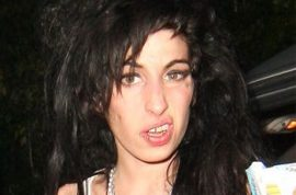 Amy Winehouse, at age 27 found dead at her North London home.