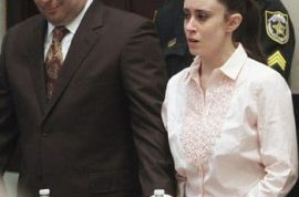 Casey Anthony pulls off the impossible: NOT GUILTY.