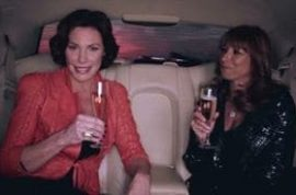 Countess LuAnn; An impeccable 'chic' disaster.