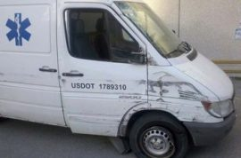 Drunk Man Hijacks Inebriated Service Van; Drunks Do Not Notice Nor Mind