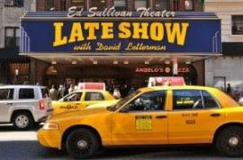 Lightning strikes twice: Ed Sullivan Theatre vandalized again this week