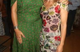 Mariska Hargitay and Maria Bello turn out for HAMPTONS FOR HAITI